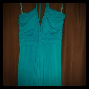Teal Sundress